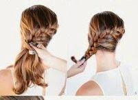 penteados cabelo