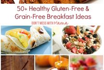 Gluten Free / Why we should try to cut wheat from our diets and recipes that are gluten free / by Cindy Wagner