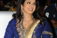 Sridevi in Gehna / The evergreen beauty in exquisite jewellery from Gehna