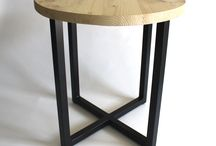 Side tables/coffee tables