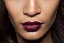 Lèvres Bordeaux