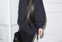 Kardashian inspo