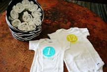 Baby Shower Gifts / Baby Shower Gifts - DIY