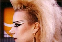 Punk make up