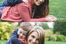 Mom and son pics