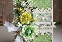Shabby Chic cards 2