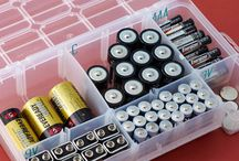 Organization Ideas / by Melanie Bestwick
