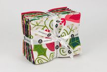 Evergreen / Fabric collection designed by Kim Schaefer