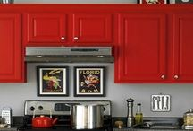 Kitchen do-over / by Krystal Williams