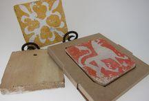 Terracotta tiles / tiles