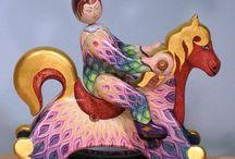 Giocattoli d'Arte / ESPOSIZIONE GIOCATTOLI D'ARTE a Palazzo Pretorio di Terra del Sole dal 07 al 29 settembre 2013  Il Maestro Sergio Milani espone in una personale la sua collezione di giocattoli d'Arte.  Orari di apertura: dal mercoledì al sabato ore 16.00-19.00 domenica ore 10.00-12.00/16.00-19.0