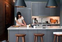 Inspiration / Dark Grey / Dark grey kitchens and bathrooms