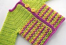 crochet kids cloths