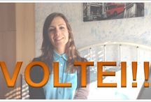 My Youtube channel =) / Videos in portuguese from my Youtube channel. Thanks for watching. / by Ana Monteiro