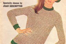 1960s Knitwear