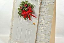 Christmas Cards / Homemade Christmas cards