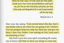 Devotional bible verses