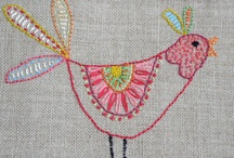 Handmade - You're A Stitch! / Hand Embroidery / by Gayla Whitfield