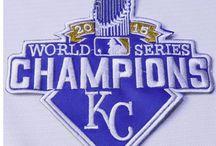 Stitched MLB Patch