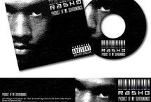 CD Cover X Album Designs