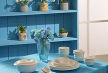 Trending Colors for your furniture! / Teal color is in trend. So we bring you a range of products to decorate your home.