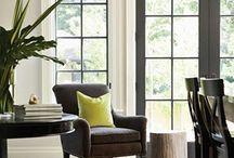 Inside window trims