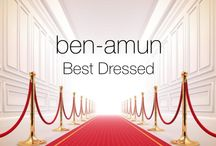 Ben-Amun Best Dressed / Red Carpet's are overflowing with beautiful gowns and stunning jewelry! Here are some of our favorites, we sort through them to find the best of the best.
