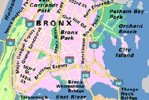 """""""Da"""" Bronx and NYC / Nostalgia - The old Bronx, """"back in the day"""" / by Murray Schrader"""
