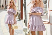 Dresses - styling