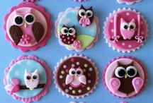 Baking for children / Cupcakes, cakes and other stuff suitable for children parties