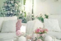 Shabby Chic Weihnachtsdeko