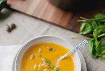 Soups / by Jillian Bretz