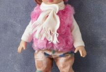 My favorite dolls & more dolls