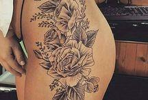 Roses Tatoos