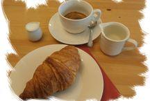 Pozdní snídaně...