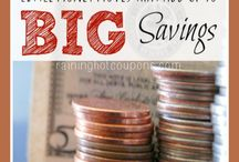 Savings Ideas / by Money Mailer