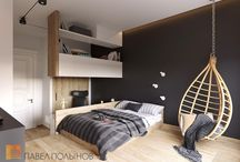 спальня подросток