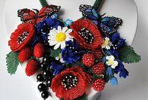 beautiful beads / beads crafts and jewellery