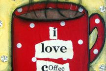 Coffee  / by Mary Rightmire