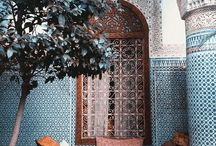 Interior: moroccan