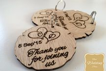 """Wedding Thank You Tags / Make any gift special by adding these super special """"Thank You"""" tags - Available From That Wedding Place"""