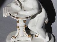 Lomonosov pocelain figurines LFZ Russia / Best Russian porcelain figurines from Lemonosov plant in Russia, Saint-Petersburg.