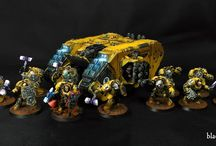 Showcase Imperial Fists