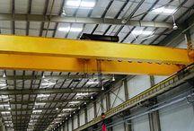 Ellsen 50 ton bridge crane in high quality for sale