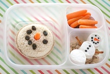 Kid's lunch/snack ideas / by Candace Hayes