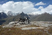 Himalayan Motorcycle Tours / Himalaya is considered best place for adventure motorcycle rides & offers lots of adventure along with many historical monuments in Indian Himalayas.  We can conquer highest road in Indian Himalayas & you can visit high altitude lakes & many famous best located monasteries are the some attractions.  Himalayan ride is adventure of lifetime.