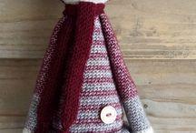 Horgolt baba-crochet dolls