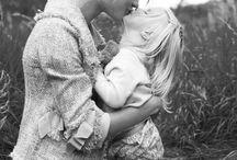 mère-enfant modèle