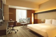 Hotels in Japan and Korea