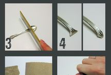 Ring  / Spoon ring tutorial.